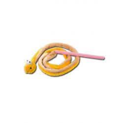 Serpiente con Vara y Cascabel (1)
