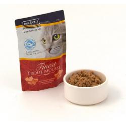 Mousse de Trucha para Gato (1)