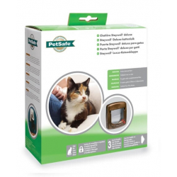 Puerta Manual Abatible para Gato (1)