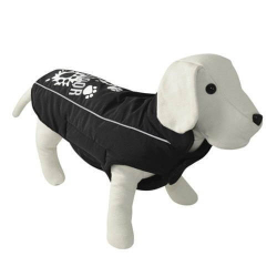 Chaqueta Outdoor Splash Negro para Perro (1)
