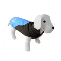 Chaqueta Outdoor Trekking Color Azul para Perro (1)