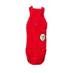 Abrigo Strong Color Rojo para Perro (1)