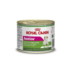 Royal Canin-Mini Junior lata 195gr (1)