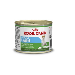Royal Canin-Mini Adulto Light lata 195gr. (1)