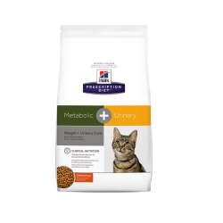 Hills Prescription Diet-PD Feline Metabolic+ Urinary (1)