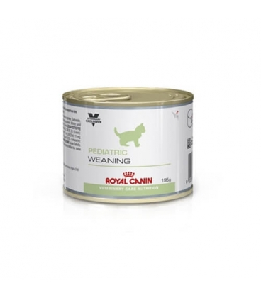 Royal Canin Veterinary Diets-Vet Care Pediatric Weaning Humide 195 gr (1)