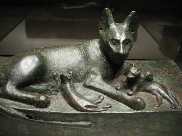 antepasados gato