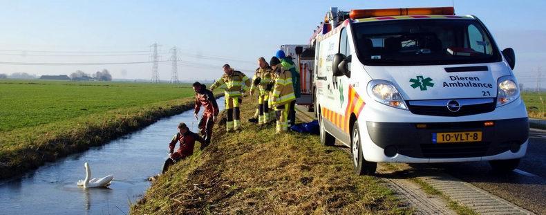 ambulancia holandesa