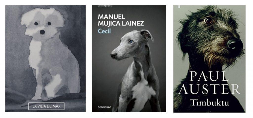 perros libros