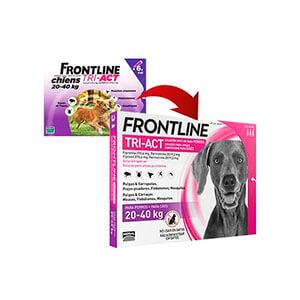 Pipetas Frontline