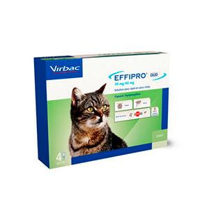 Pipetas Virbac para Gatos